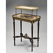 French Napoleon III Two Tier Pastry or Dessert Table