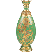 1891 Aesthetic Movement Royal Crown Derby Vase