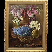 Svetlana (Misnik) Bellamy Impressionist Oil Painting