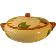 Franciscan Apple Covered Vegetable Bowl w Lid ca 1949 MT