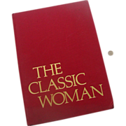 "'73 Playboy Press Erotic Hardback ""The Classic Woman"": Retro, Beautiful Nudes"