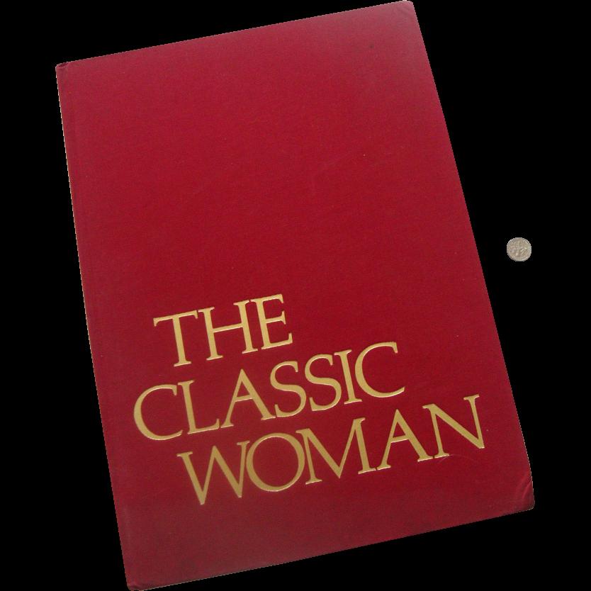 "'73 Playboy Press Erotic Hardback ""The Classic Woman"": Retro, Beautiful Nudes"