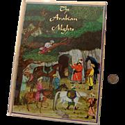 "'79 HB Ed. ""Arabian Nights"": Junior Library: 1946 Earle Goodenow Illustrations"