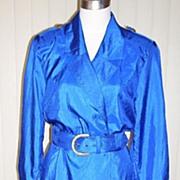 1980s Vintage Culotte Dress