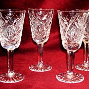 Waterford Shannon Jubilee Glasses
