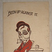 Vintage Early 1900 Comic Character Post Card