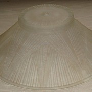 Vintage Art Deco Old Hollywood Style Ceiling Light Fixture