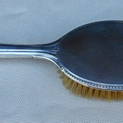 Gorham Sterling Long Handled Hair Brush