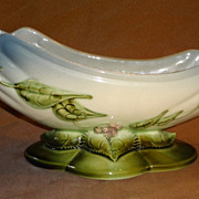 Rare Hull High Gloss Woodland Bowl
