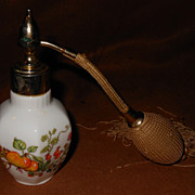 Hammersly Fine Bone China Perfume With Atomizer