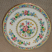 Foley China Ming Rose Pattern - Saucer