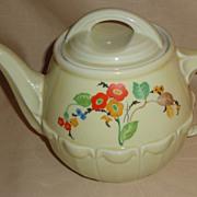 "Hall China Company "" Drip - O - Lator "" Coffee Pot - 1950's"