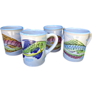 Vietri - Vista Del Mare - Coffee Mugs