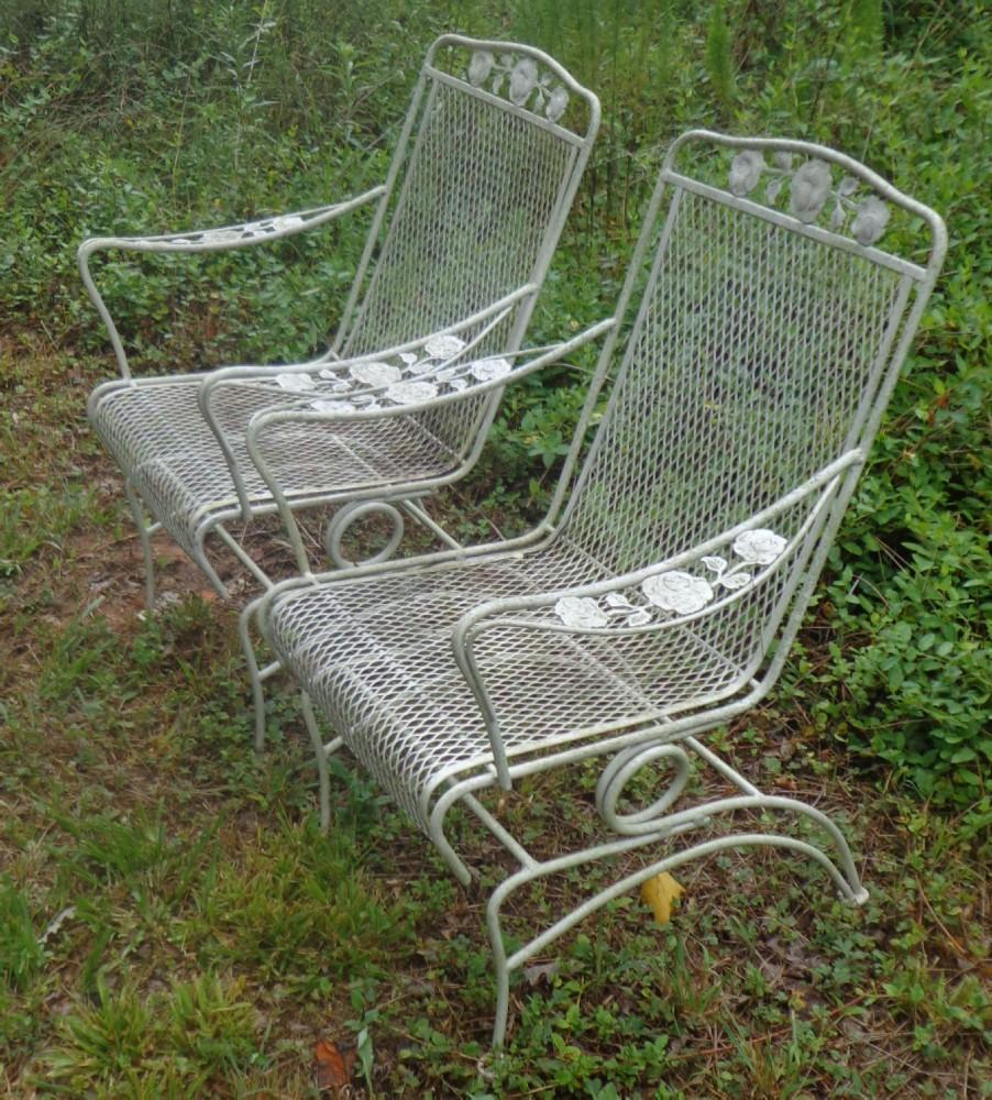 Antique iron patio furniture - Roll Over Large Image To Magnify Click Large Image To Zoom
