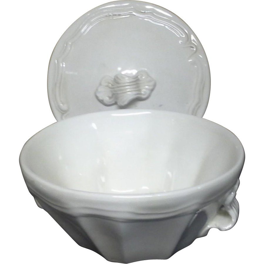 Vietri - Cucina Fresca - Sugar Bowl With Lid