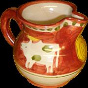 Vietri Compagna - Cow Creamer