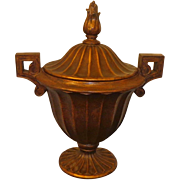 Fine Art Lamps - Torchiere Large Bronze Finish Urn