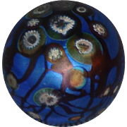 Carl Radke - Phoenix Studios - Art Glass Paperweight