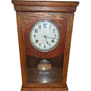 International Time Recording Clock - Endicott New York - Works