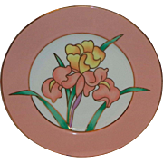 "Fitz & Floyd ""Meadow Flowers"" 7 1/2 Plates"
