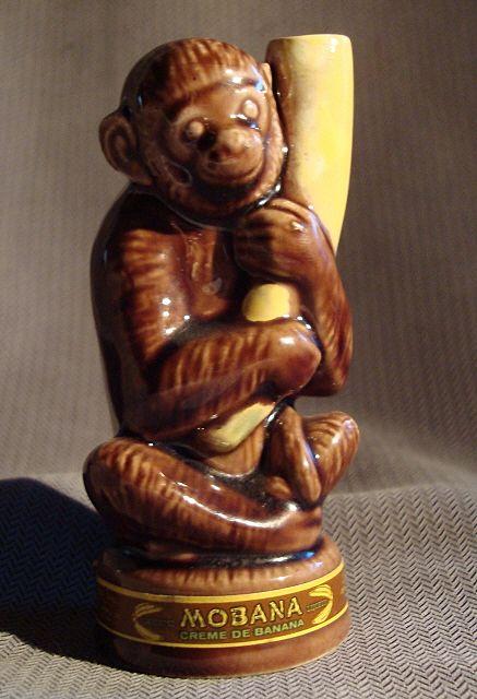 Rare Monkey Liquor Mini Bottle