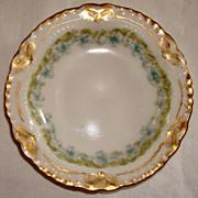 Haviland Limoges Violet Butter pat
