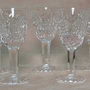 Waterford Clare Pattern Cordial Glass