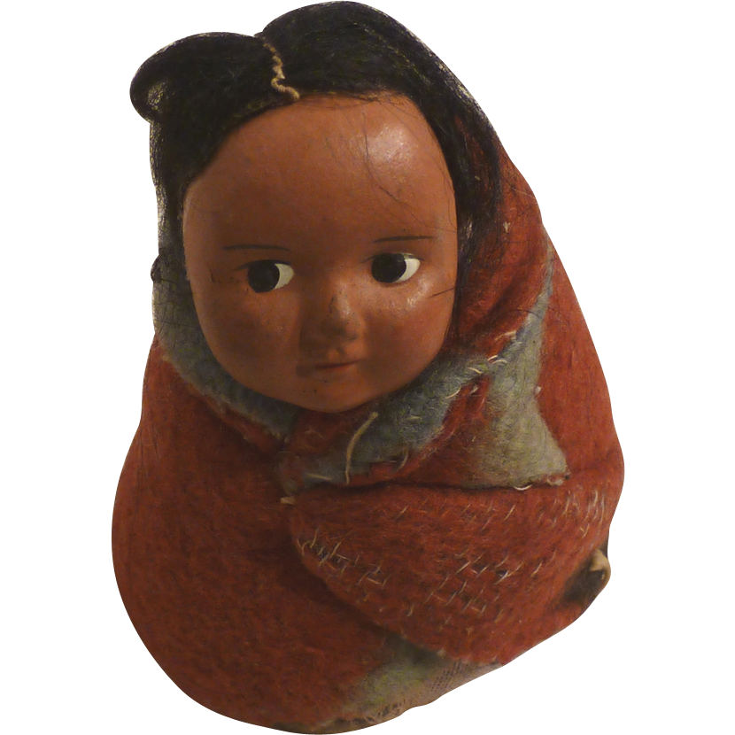 Early 20th century Navajo doll