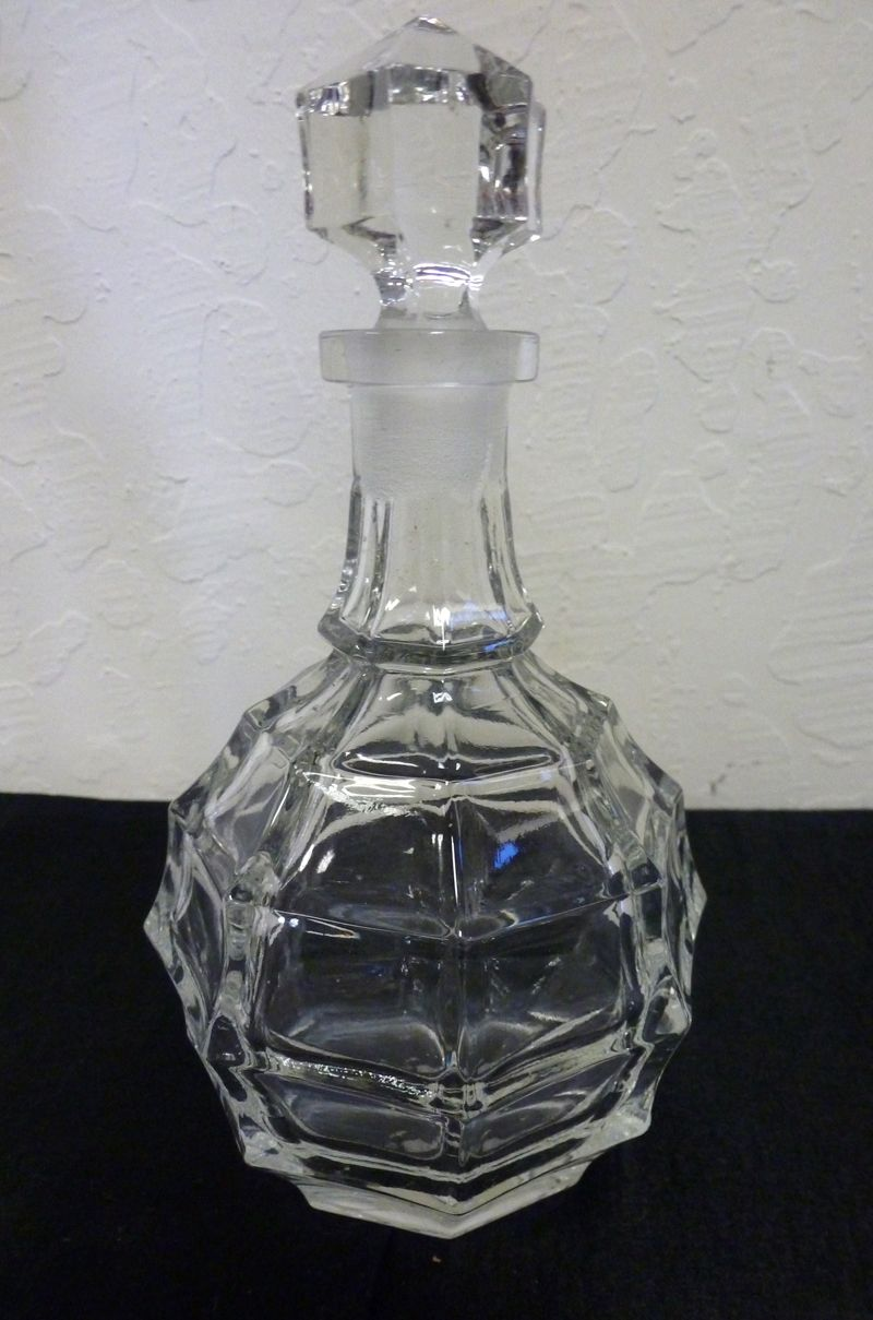 Set of two perfume bottles
