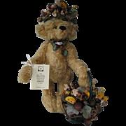 Artist Teddy Bear by Ted Menten