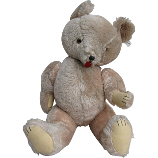 "24"" 1940's Character Novelty Teddy Bear"