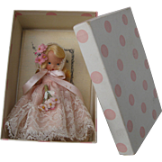 Nancy Ann Storybook Jointed Bisque Flower Girl