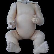 """15"""" Original Kestner Composition Baby Body"""