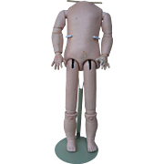 """21"""" Original Ball-Jointed/Stick Body For A.M. Head"""