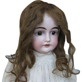 "26"" Kestner 146 German Bisque Doll"