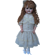"26"" C.M. Bergmann 1916 German Bisque Doll"