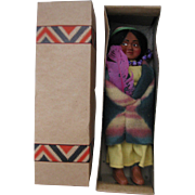 Skookum Indian Doll in Original Box