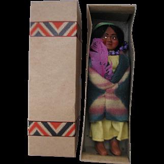 Skookum Indian Doll in Original Box
