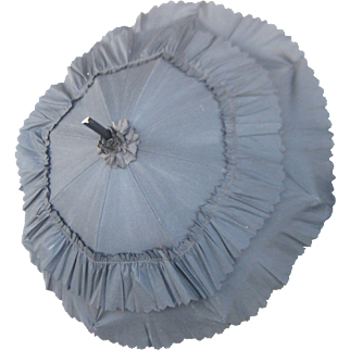 Victorian Small Folding Parasol