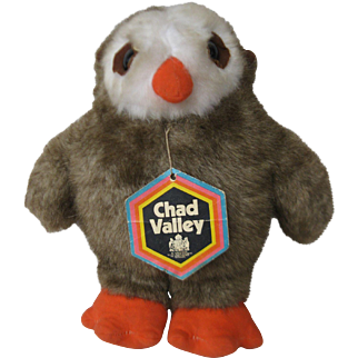 Minky Chad Valley Chiltern Owl