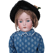 "Big 30"" 196 Kestner Bisque Doll"