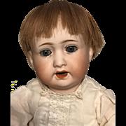 "10"" Character Bisque Morimura Japanese Baby"