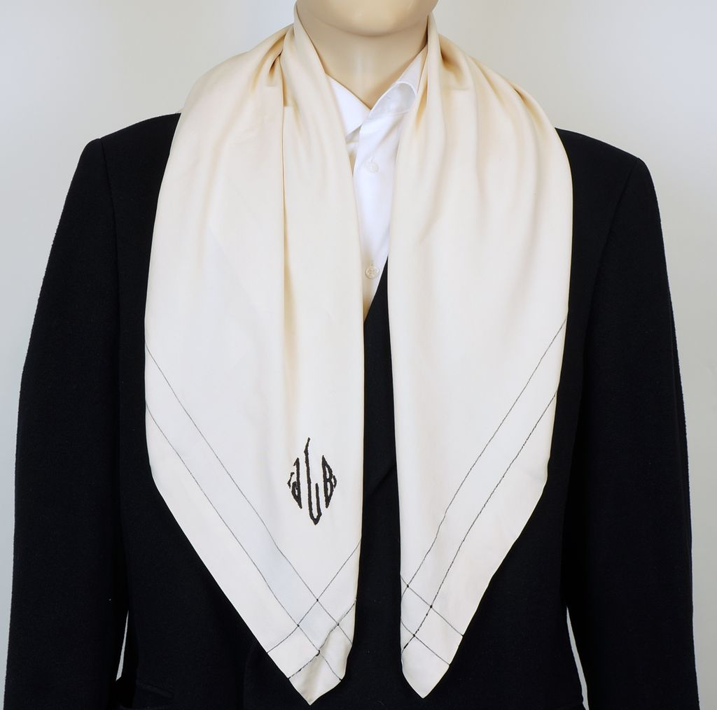white silk scarf for pictures inspirational pictures