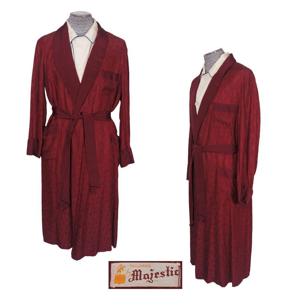 Nice Maroon Dressing Gown Gallery - Wedding and flowers ispiration ...