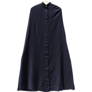 Edwardian Nurse Cape - Selfridge - London