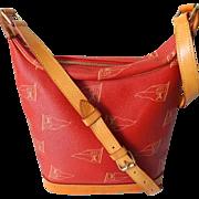Authentic Vintage Americas Cup Louis Vuitton Shoulder Bag