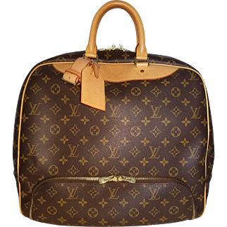 Authentic Vintage Louis Vuitton Sports Golf Evasion Bag luggage