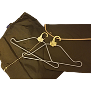 Louis Vuitton Garment Bag Accessories  and Hangers
