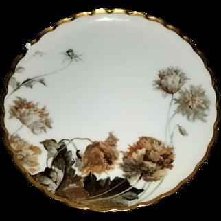 Haviland Limoges Feu De Four Plate Heirloom France