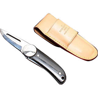 Louis Vuitton 1995 Rare Vintage Pocket Knife Americas Cup